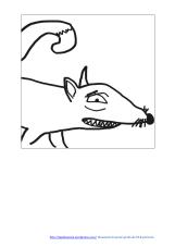 Le petit Gruffalo, le renard
