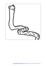 Le petit Gruffalo, le serpent
