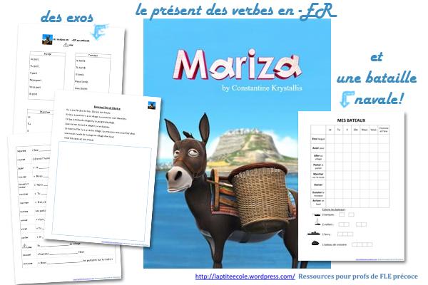 Mariza Ane tetu Fle enfants Telecharger Vidéo Francais langue étrangère French for kids