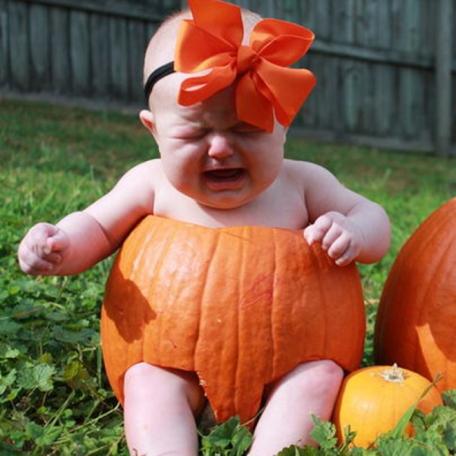 Halloween FLE bebe