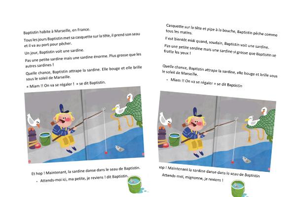 Fle lecture facile A1 A2 Delf Prim pdf télécharger Histoire drole gratuit