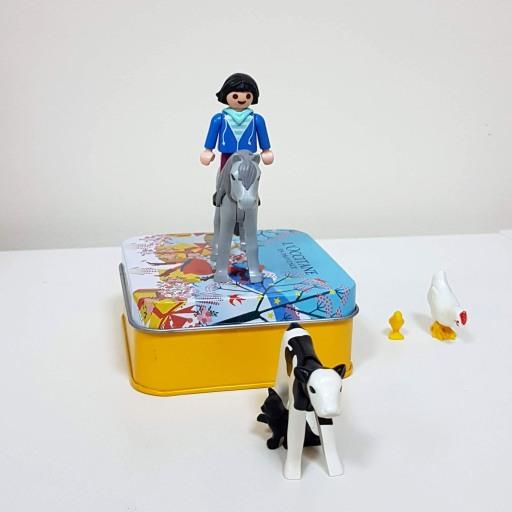 Playmobils FLE Jouer en classe Localisation français enfants